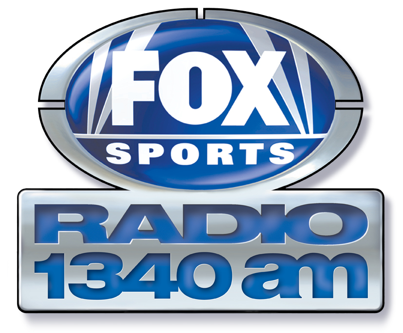 Fox 1340AM Sports Logo